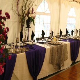 Head wedding table