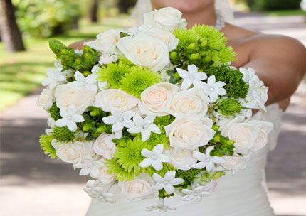 wedding florist for albany oregon